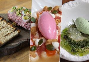 V restauracích oceněných Michelinskou hvězdou vás čeká opravdový gurmánský zážitek.