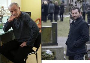 Lukáš Vaculík zajímá diváky víc než Ondřej Vetchý v novém dramatu Spravedlnost.
