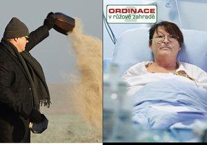 V Ordinaci proběhne pohřeb Valerie Zawadské.