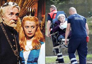 Marie Kyselková už napořád zůstane na invalidním vozíku.