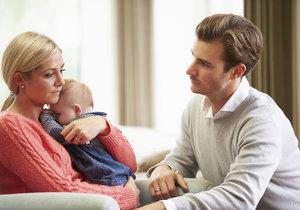 Nechcete se s dítětem loučit se slzami? Přijďte na seminář. (ilustrační foto)