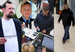 Policie dopadla muže, kteří přepadli a oloupili herce Pavla Šimčíka.