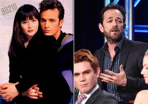 Luke Perry alias Dylan z Beverly Hills 90210 přiznal rakovinu!