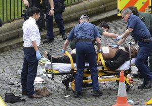 Výsledek obrázku pro Londýn útok