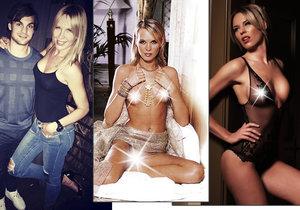 Diana Kobzanová slaví 35. narozeniny.