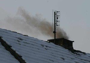 Severní Moravu dusí smog (ilustrační foto)