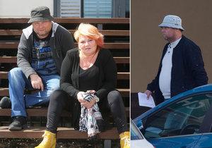 Syn Věry Špinarové si šel pro papíry do nemocnice, kde zpěvačka zemřela.