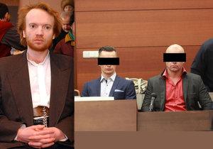 Soud s údajnými vrahy podnikatele Říhy