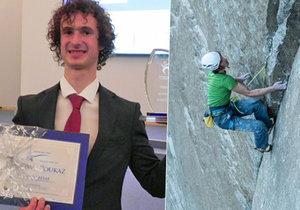 Horolezec Adam Ondra zdolal nejtěžší cestu světa za 8 dní a stal  se také sportovcem jižní Moravy.