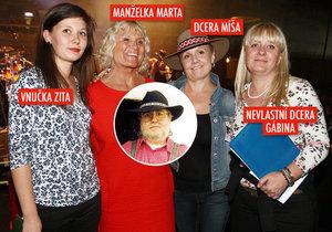 Ženy Michala Tučného
