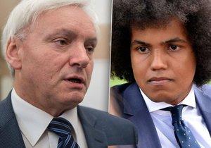 Podle Františka Laudáta některé mladé tváře TOP 09 včetně Dominika Feriho odklánějí stranu od pravice.