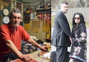 Otec Radka Filipiho, který žije na ulici, promluvil. Prý by chtěl syna vídat.