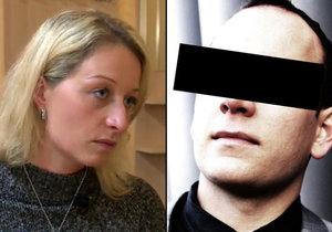 Adéla viděla v soudní síni smrt svého bratra na záznamu z kamer.