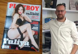 Starostův rozhovor v Playboyi zaplatila radnice.