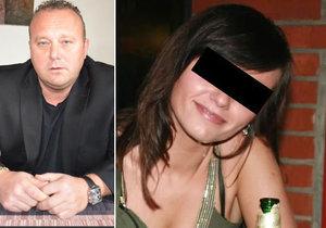 Přítel zavražděné Sabiny poskytl Blesku rozhovor na místě činu