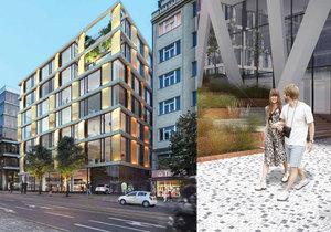 Takhle má vypadat budova, která vyroste na místě Transgasu.