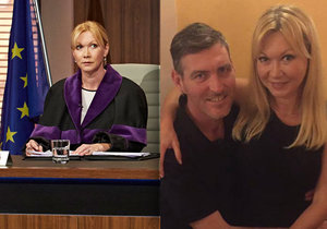 Neohrožená právnička, máma i televizní hvězda Klára Long Slámová