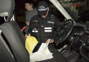 Předražený taxíkář v Praze je notorický recidivista. Za 14 let udělal 122 přestupků (ilustrační foto).