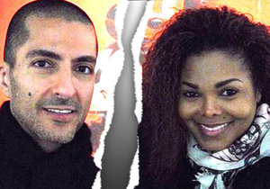 Janet Jackson se rozvádí.