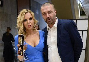Kateřina Kristelová s Tomášem Řepkou