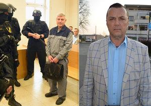 Jan Kočka o Ďuričkovi, který mu zabil bratra a žádá o propuštění: Lituje jenom toho, že sedí ve vězení!