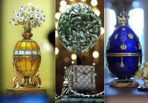 Fabergého vejce