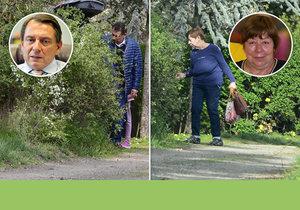 Proč Jiří Paroubek trávil Velikonoce s exmanželkou Zuzanou?