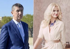 Monika Babišová si nepotrpí na luxus! Partnerka Andreje Babiše nakupuje na Chodově!