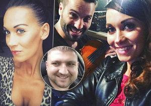 Expřítel sexy houslistky varuje Noida Bártu: Tvoje nová holka je zlatokopka!