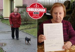 Paní Formánková darovala dceři byt. Ta ho ale zadlužila.