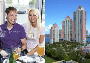 Šárka Grossová dva roky po smrti manžela: Chce prodat dům v Miami?