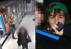 Damon Smith chtěl rozpoutat teror v Londýně.