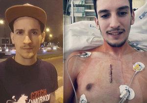 Petr boj s rakovinou nevzdává. Odletěl do Peru, kde se chce nechat léčit indiány, léčba v nemocnici mu zatím bohužel příliš nezabrala.