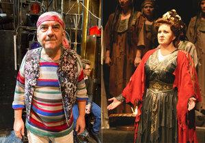 Po Donutilovi opouští Národní divadlo i Urbanová! Po 22 letech jí vzali Libuši.