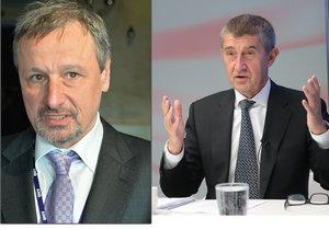 Poslanec ANO Martin Komárek promluvil o nahrávce a šéfovi hnutí Andreji Babišovi.