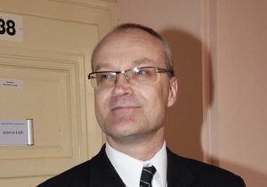 Bývalý primář chirurgie domažlické nemocnice Michal K. (47)