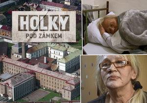 Bobina (61) z nového pořadu Holky pod zámkem: Chtěla prachy na solárko, tak prodávala drogy!
