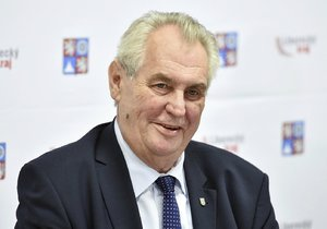 Prezident Zeman míří na jižní Moravu: Zastupitelé za TOP 09 za ním nepřijdou