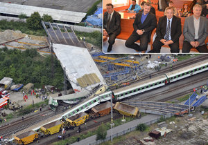 Projednávání kauzy Studénka zhatil v úterý technický problém. Při vlakovém neštěstí zemřelo osm lidí, deset je obžalováno.