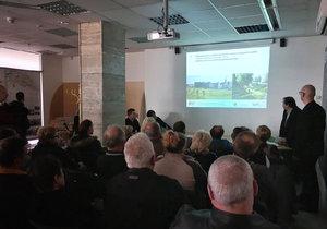 Praha 10 představila novou studii, včetně návrhů obyvatel.
