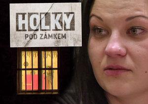 Katka se v Holkách pod zámkem svěří se svým osudem.