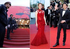 Zahájení prestižního festivalu v Cannes