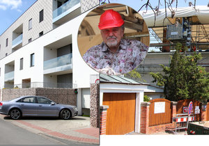Oprava vily na Bertramce pokračuje: Kam se Gottovi přestěhovali?