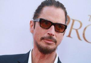 Americký rocker Chris Cornell (†52)