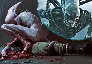 Film Vetřelec: Covenant je dobré sci-fi, ale žádný horor.