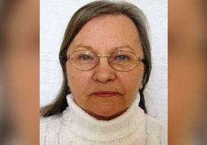 Důchodkyně Helena (67) odešla z domova důchodců a už se nevrátila, neviděli jste ji?