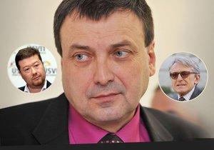 Poslanec Karel Fiedler začínal u Tomia Okamury, teď má blízko k Petru Robejškovi
