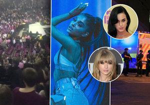 Známé osobnosti vyjádřily obrovský smutek s tragédií v Manchesteru.