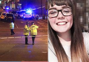 Georgina Callander je první pojmenovanou obětí teroru v Manchesteru.
