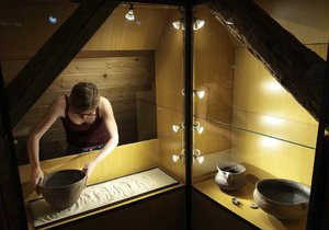 V modřanském Viničním domku se chystá velká výstava z doby bronzové.